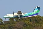 あしゅーさんが、福岡空港で撮影したオリエンタルエアブリッジ DHC-8-201Q Dash 8の航空フォト(写真)