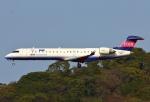あしゅーさんが、福岡空港で撮影したアイベックスエアラインズ CL-600-2C10 Regional Jet CRJ-702の航空フォト(写真)