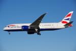 JA8037さんが、ロンドン・ヒースロー空港で撮影したブリティッシュ・エアウェイズ 787-8 Dreamlinerの航空フォト(写真)