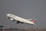 kenzy201さんが、羽田空港で撮影したエールフランス航空 777-228/ERの航空フォト(写真)