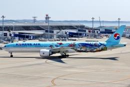 SKY TEAM B-6053さんが、中部国際空港で撮影した大韓航空 777-3B5/ERの航空フォト(写真)