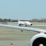 はまちのお寿司さんが、成田国際空港で撮影した日本航空 787-8 Dreamlinerの航空フォト(写真)
