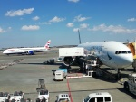 はまちのお寿司さんが、成田国際空港で撮影したキャセイパシフィック航空 777-367/ERの航空フォト(写真)