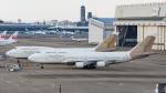 ぱん_くまさんが、成田国際空港で撮影したアトラス航空 747-481の航空フォト(写真)