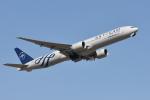 saoya_saodakeさんが、成田国際空港で撮影したアエロフロート・ロシア航空 777-3M0/ERの航空フォト(写真)