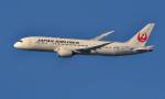kenko.sさんが、成田国際空港で撮影した日本航空 787-8 Dreamlinerの航空フォト(写真)