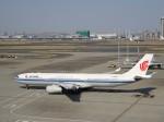 KAZFLYERさんが、羽田空港で撮影した中国国際航空 A330-343Xの航空フォト(写真)
