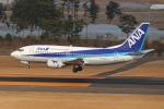 kunimi5007さんが、仙台空港で撮影したANAウイングス 737-5L9の航空フォト(写真)