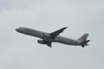 たっしーさんが、香港国際空港で撮影したキャセイドラゴン A321-231の航空フォト(写真)