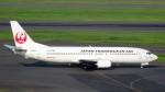westtowerさんが、羽田空港で撮影した日本トランスオーシャン航空 737-446の航空フォト(写真)