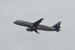 たっしーさんが、香港国際空港で撮影した香港エクスプレス A320-232の航空フォト(飛行機 写真・画像)