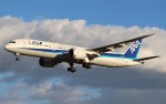 BOEING737MAX-8さんが、成田国際空港で撮影した全日空 787-9の航空フォト(写真)