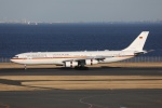 OS52さんが、羽田空港で撮影したドイツ空軍 A340-313Xの航空フォト(写真)