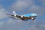 taka2217さんが、成田国際空港で撮影した全日空 A380-841の航空フォト(写真)