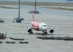まひろさんが、中部国際空港で撮影したエアアジア・ジャパン A320-216の航空フォト(写真)