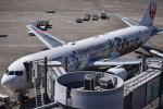 ふくかづさんが、羽田空港で撮影した日本航空 767-346/ERの航空フォト(写真)