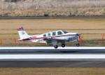 tuckerさんが、宮崎空港で撮影した航空大学校 A36 Bonanza 36の航空フォト(写真)