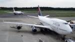 westtowerさんが、成田国際空港で撮影したデルタ航空 747-451の航空フォト(写真)