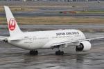 camelliaさんが、羽田空港で撮影した日本航空 787-8 Dreamlinerの航空フォト(写真)