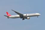 ポン太さんが、スワンナプーム国際空港で撮影したターキッシュ・エアラインズ 777-3F2/ERの航空フォト(写真)