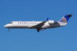 PASSENGERさんが、ロサンゼルス国際空港で撮影したスカイウエスト CL-600-2B19 Regional Jet CRJ-200ERの航空フォト(写真)