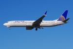 PASSENGERさんが、ロサンゼルス国際空港で撮影したユナイテッド航空 737-9-MAXの航空フォト(写真)