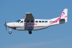 PASSENGERさんが、ロサンゼルス国際空港で撮影したモクレレ航空 208の航空フォト(写真)