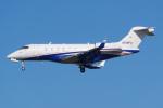 PASSENGERさんが、ロサンゼルス国際空港で撮影したフレックスジェット BD-100-1A10 Challenger 300の航空フォト(写真)