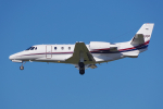 PASSENGERさんが、ロサンゼルス国際空港で撮影したParagon Airways 560XL Citation Excelの航空フォト(写真)