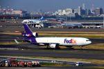 まいけるさんが、羽田空港で撮影したフェデックス・エクスプレス MD-11Fの航空フォト(写真)