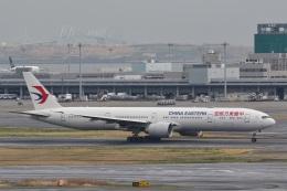 camelliaさんが、羽田空港で撮影した中国東方航空 777-39P/ERの航空フォト(写真)