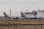 木人さんが、成田国際空港で撮影したアトラス航空 747-481の航空フォト(写真)