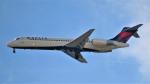 Ocean-Lightさんが、ボーイングフィールドで撮影したデルタ航空 717-2BDの航空フォト(写真)
