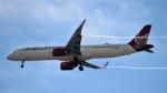 Ocean-Lightさんが、ボーイングフィールドで撮影したアラスカ航空 A321-253Nの航空フォト(写真)