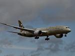 juntamiさんが、成田国際空港で撮影したエティハド航空 787-9の航空フォト(写真)