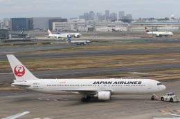 camelliaさんが、羽田空港で撮影した日本航空 767-346/ERの航空フォト(写真)