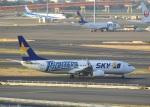 Espace77さんが、羽田空港で撮影したスカイマーク 737-86Nの航空フォト(写真)