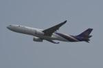 たっしーさんが、香港国際空港で撮影したタイ国際航空 A330-343Xの航空フォト(写真)