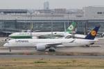 camelliaさんが、羽田空港で撮影したルフトハンザドイツ航空 A350-941XWBの航空フォト(写真)