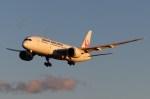 BOEING737MAX-8さんが、成田国際空港で撮影した日本航空 787-8 Dreamlinerの航空フォト(写真)