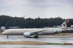 まーちらぴっどさんが、成田国際空港で撮影したエティハド航空 787-9の航空フォト(写真)