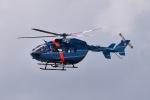 Timothyさんが、成田国際空港で撮影した千葉県警察 BK117C-2の航空フォト(写真)