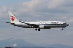 kunimi5007さんが、仙台空港で撮影した中国国際航空 737-89Lの航空フォト(写真)