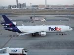 S51KAさんが、羽田空港で撮影したフェデックス・エクスプレス MD-11Fの航空フォト(写真)