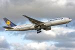 Cozy Gotoさんが、成田国際空港で撮影したルフトハンザ・カーゴ 777-FBTの航空フォト(写真)