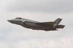 shingenさんが、フェアフォード空軍基地で撮影したアメリカ空軍 F-35A-4 Lightning IIの航空フォト(写真)