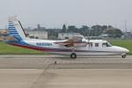 MOR1(新アカウント)さんが、名古屋飛行場で撮影したuntitled 690 Turbo Commanderの航空フォト(写真)