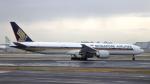 誘喜さんが、羽田空港で撮影したシンガポール航空 777-312/ERの航空フォト(写真)