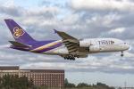 Cozy Gotoさんが、成田国際空港で撮影したタイ国際航空 A380-841の航空フォト(写真)