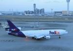 Espace77さんが、羽田空港で撮影したフェデックス・エクスプレス MD-11Fの航空フォト(写真)